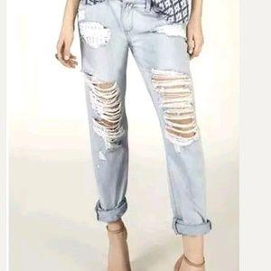 Paige Jimmy Jimmy Sawyer Destroy Jeans